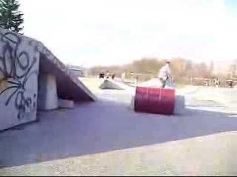 weymouth skatepark recent footage