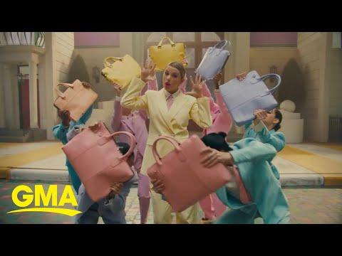 Taylor Swift drops anticipated new single, 'ME!' l GMA