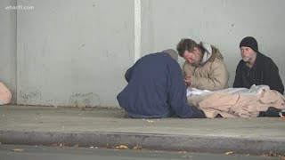One-on-one with Mayor Greg Fischer: Homelessness in Louisville