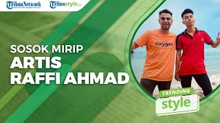 TRENDING STYLE - Wajahnya Mirip Raffi Ahmad Membuat Dimas Ramadhan seperti Ketiban Durian Runtuh!