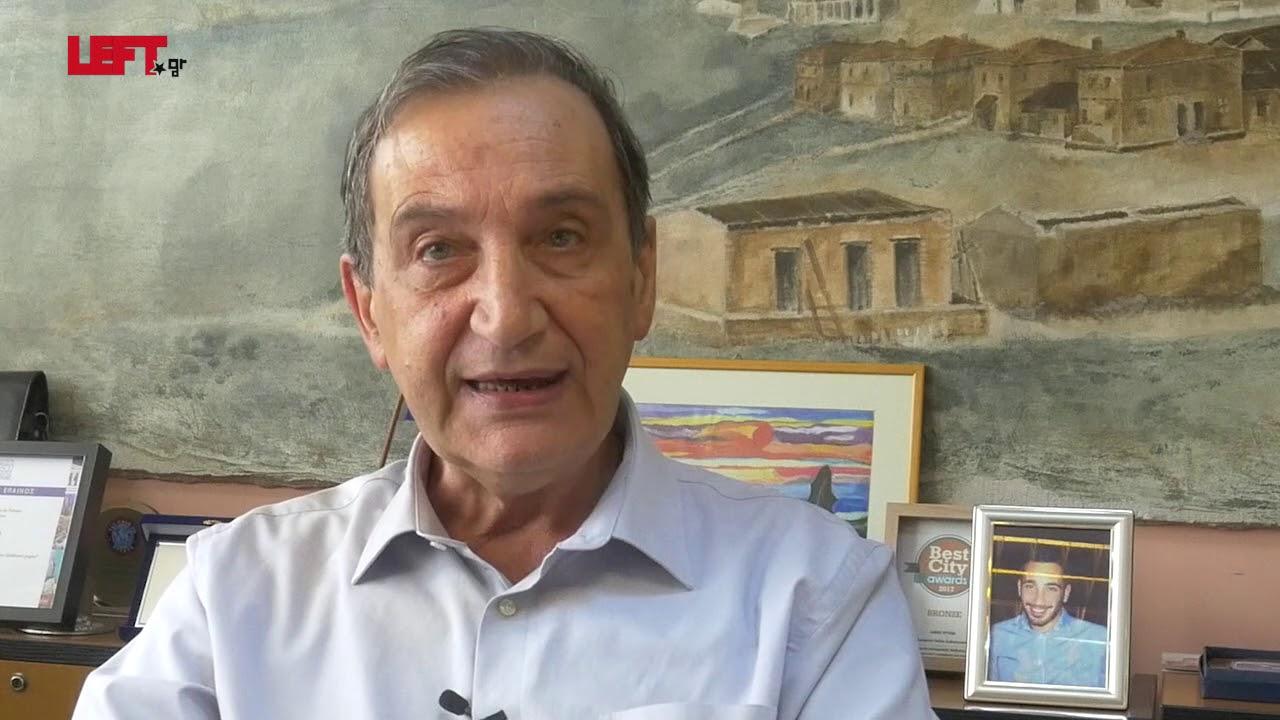 Γρηγόρης Κατωπόδης, δήμαρχος Βύρωνα