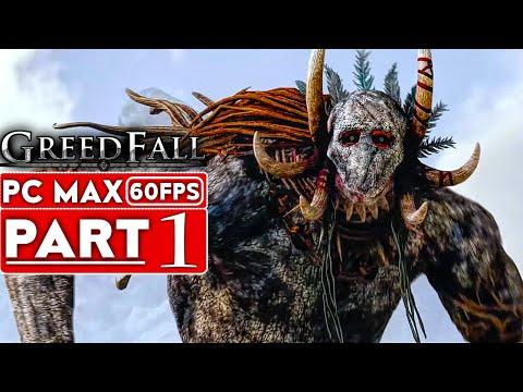 Gameplay de GreedFall