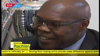The journey of Gor Mahia Chairman Ambrose Rachier as his tenure comes to an end | #KTNScoreline