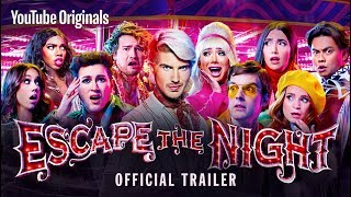 ESCAPE THE NIGHT SEASON 3 | Official Trailer - Video Youtube