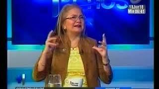 Entrevista noticieros Hechos canal 12  13-06-2018