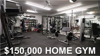 $1,500,000 HOME GYM - Best And Most Exciting Home Gym Youve Ever Seen 2019