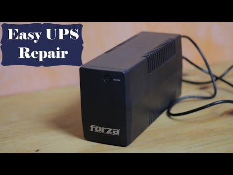 Easy UPS fix