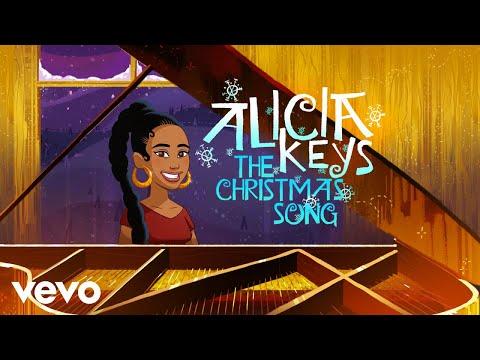 Alicia Keys - The Christmas Song (Audio)