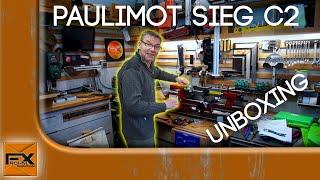 Unboxing Paulimot SIEG C2