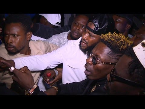VGMA 2019 THE ARRIVAL &amp THE COST OF SHATTA WALE &amp STONEBWOY