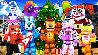 Minecraft - FNAF Story Mode - PURPLE GUY