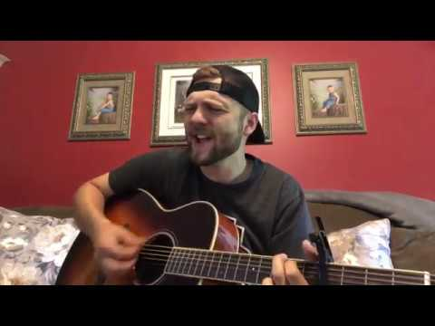 """""""One Man Band"""" Old Dominion Acoustic Cover"""