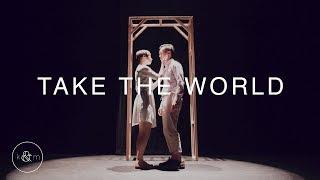 """Take the World"" - Johnnyswim | Keone & Mari freestyle and choreography"