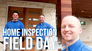 Home Inspection Field Day