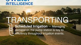 The 4 T's of Water Conservation Webinar Part 3: Transporting