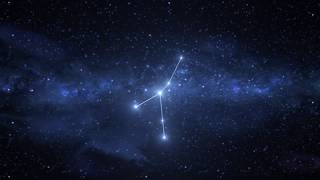 Cancer Constellation / Zodiac - Free motion graphics