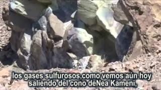 THERA: La erupción que cambió la historia