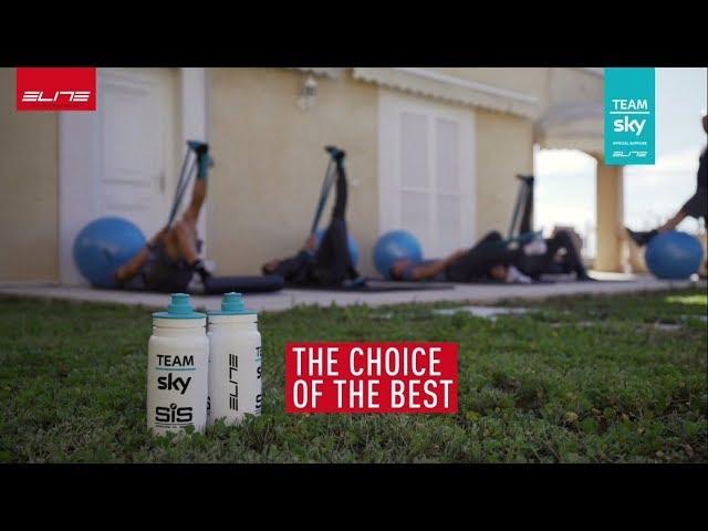 Видео Фляга Elite Fly Team 2018 550ml Groupama FDJ