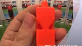 Silbato fox 40 classic - Silbato arbitro futbol