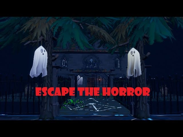 Horror Escape Theme Halloween