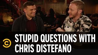 Casey James Salengo's Naked Uncle Killed His Faith in Santa - Stupid Questions with Chris Distefano