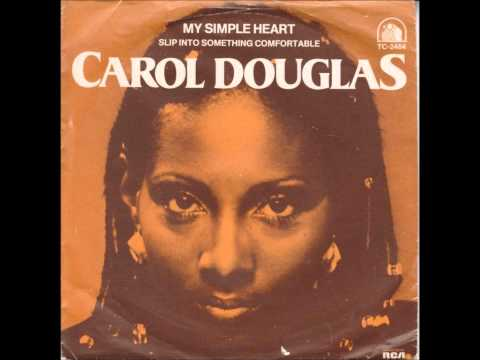 "Carol Douglas - My simple heart (1981) 12"" vinyl"