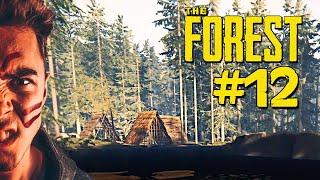UKRYTA WIOSKA! - THE FOREST 12!