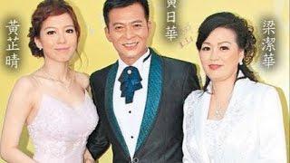 55歲黃日華照顧患血癌妻子不離不棄,女兒如今擺地攤!