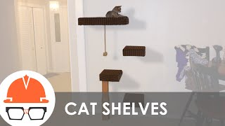 How To Build A Wall-mounted Cat Tree