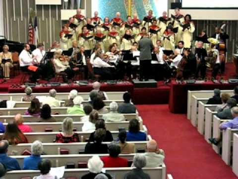 Lancaster United Methodist Church Easter 2012 Choir Cantata