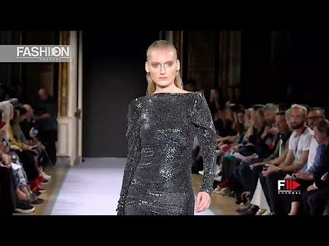 TALBOT RUNHOF Spring Summer 2019 Paris - Fashion Channel
