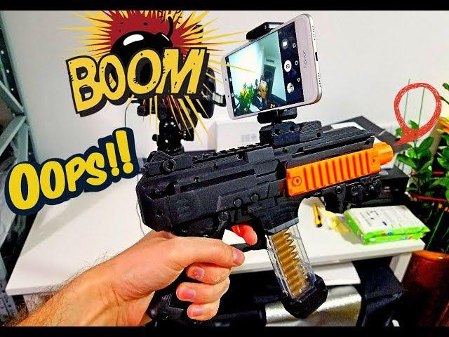 Видео AR Game Gun