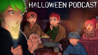 Halloween Podcast | Can You Survive Paranormal Activity? (ft. Nelfather & Theoretiq)