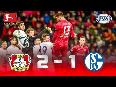 VITÓRIA IMPRESSIONANTE! Veja os melhores momentos de Leverkusen 2x1 Schalke 04