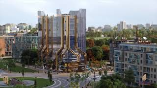 UNITOWER أقوى أبراج العاصمة الادارية الجديدة