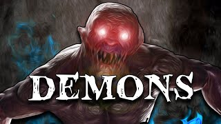 5 Spine-Chilling Encounters With Demons | Matthew Santoro thumbnail