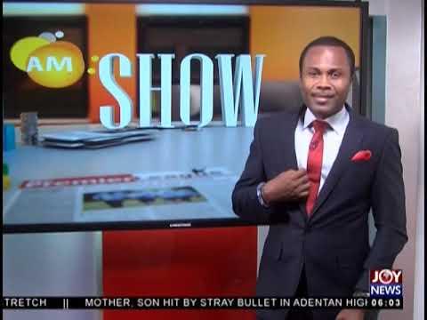 AM Show Intro on JoyNews (12-11-18)