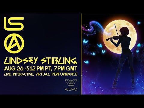 Lindsey Stirling Virtual Concert