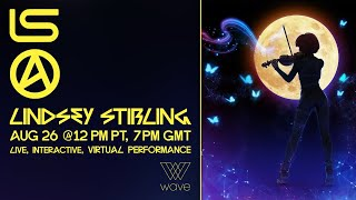 Линдси Стирлинг, Lindsey Stirling Artemis Virtual Concert