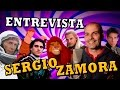 Entrevista a SERGIO ZAMORA
