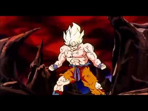 SSJ Goku vs. Frieza ~ Epic Scene