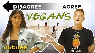 Do All Vegans Think The Same?