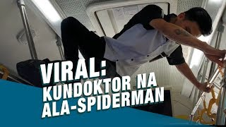 Stand For Truth: Kundoktor, nagpaka-Spiderman sa bus!