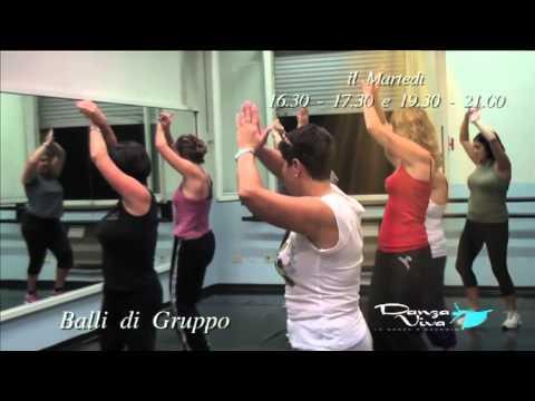 immagine di anteprima del video: LEZIONE BALLI DI GRUPPO