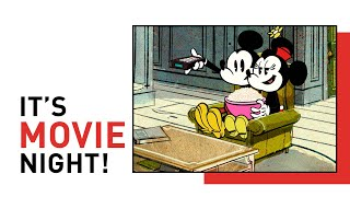 Mickey Mouse and Friends Movie Night   Style of Friendship   Disney Shorts
