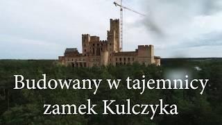 Sekretny zamek Kulczyka na terenie rezerwatu