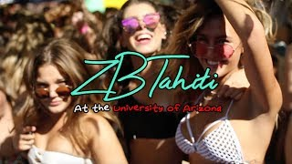 ZBTahiti at the UNIVERSITY OF ARIZONA ft. Austin Mahone and ILLENIUM