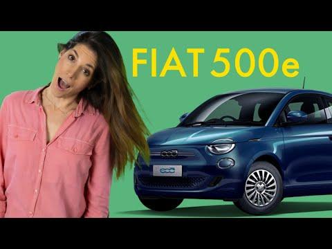 Fiat 500e (2021) - Endlich! Der Italiener wird elektrisch