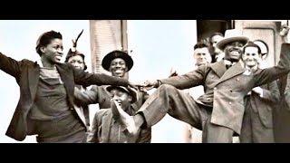 Jazz dance História em movimento