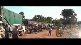 preview picture of video 'Uganda border town'